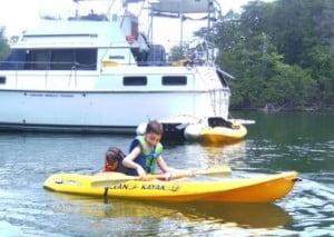 Werner Sprite kids kayak paddle review