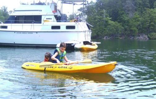 Ocean Kayak Yak Board review