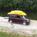 Ocean Kayaks on Scion