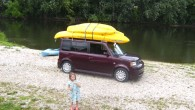 My better half has gently suggested that I don't need to buy any more kayaks for a while.