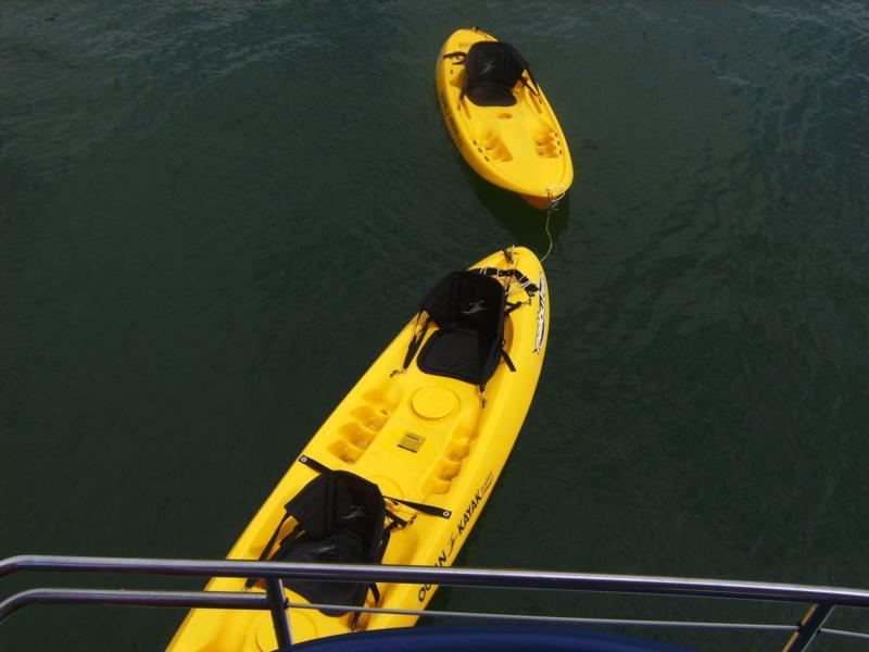 2010 Ocean Kayak Malibu Two Tandem sit on top kayak review