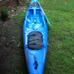 Wilderness Systems Tarpon 160 kayak review (11)