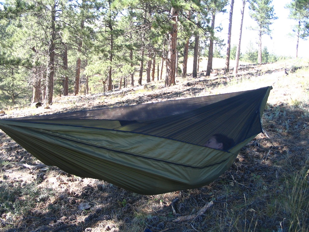 camping hammock overview  warbon  blackbird hammock with mosquito   how to make your own diy hammock  rh   gear report