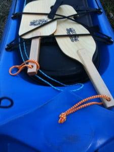 Kayak fishing hand paddles backwater paddle company