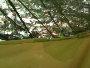 How to make an easy DIY camping hammock tarp: MYOG 10