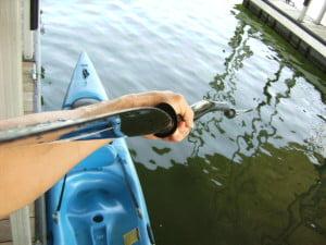Adventure Technology Exodus Superlight Carbon fiber bent shaft kayak paddle review (8)