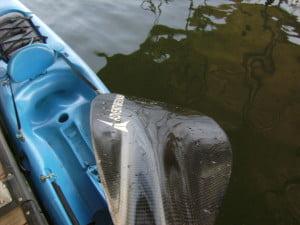 Adventure Technology Exodus Superlight Carbon fiber bent shaft kayak paddle review (13)