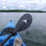 Adventure Technology Exodus Superlight Carbon fiber bent shaft kayak paddle review (22)