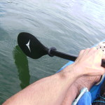 Adventure Technology Exodus Superlight Carbon fiber bent shaft kayak paddle review (21)
