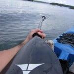 Adventure Technology Exodus Superlight Carbon fiber bent shaft kayak paddle review (16)