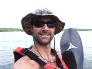 Adventure Technology Exodus Superlight Carbon fiber bent shaft kayak paddle review (1)