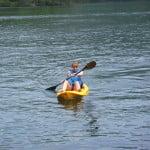 Adventure Technology Exodus Superlight Carbon fiber bent shaft kayak paddle review