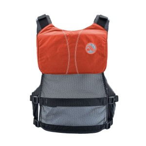 2015 Astral V Eight kayak life jacket pfd back