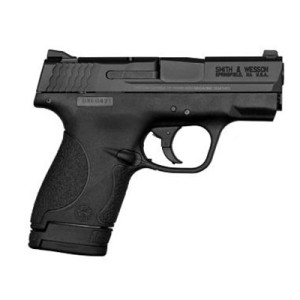 Smith & Wesson M&P Shield 9mm .40 S&W
