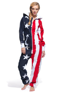 91e5bc3d2385 Usa Flag Onesie Pajamas Ragstock. Onepiece Casual Wear Onesie Unboxing