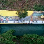 Lawson Hammock Blue Ridge Camping Hammock Review box rolled-up