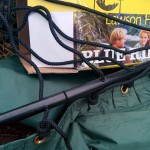 Lawson Hammock Blue Ridge Camping Hammock Review spreaders assembled correct