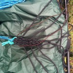 Lawson Hammock Blue Ridge Camping Hammock Review woven ropes