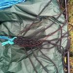Lawson Hammock Blue Ridge Camping Hammock Review woven ropes