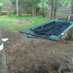 Lawson Hammock Blue Ridge Camping Hammock Review hang flat