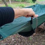 Lawson Hammock Blue Ridge Camping Hammock Review arch flipped