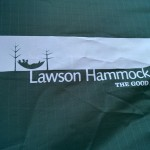 Lawson Hammock Blue Ridge Camping Hammock Review logo