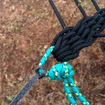 Lawson Hammock Blue Ridge Camping Hammock Review suspension connection