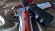 "Ruger SR1911 .45 Auto Pistol – Hogue 1911 Wrap Around Grip Installation and Review If the AR-15 is the ""erector set"" of the rifle world, then the 1911 may hold […]"