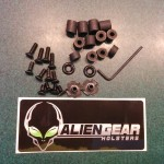 Alien Gear Cloak Tuck 2.0 - spare parts