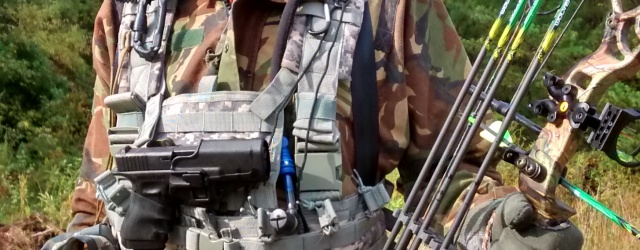 A few months ago we posted a Review Preview for this Molle Load Bearing Tactical Chest Rig  being repurposed as a Hunting Vest. The timing was a bit frustrating, as we […]