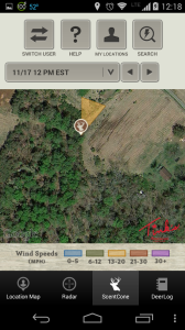 best free smartphone apps for hunting - Scoutlook