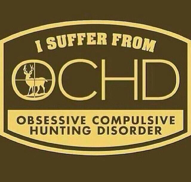 Obsessive Compulsive Hunting Disorder