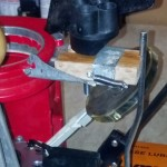 Major Changes to Fix Lee Loadmaster Reloading Press-Tube from collator to case feed slider
