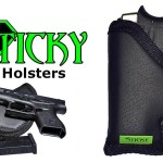 Sticky Holsters IWB Ankle Holster and Pocket Holster Review - with pistol