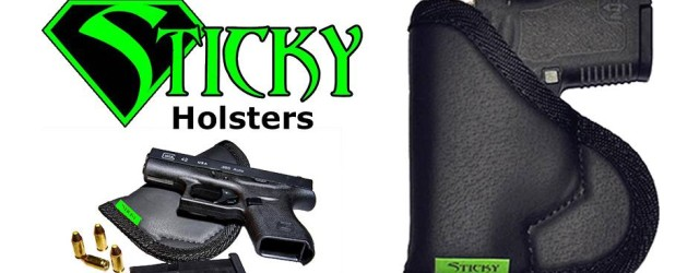 The folks at Sticky Holsters have come up with a very budget friendly Pocket Holster that has a surprise or two up it's sleeve. They were kind enough to send […]