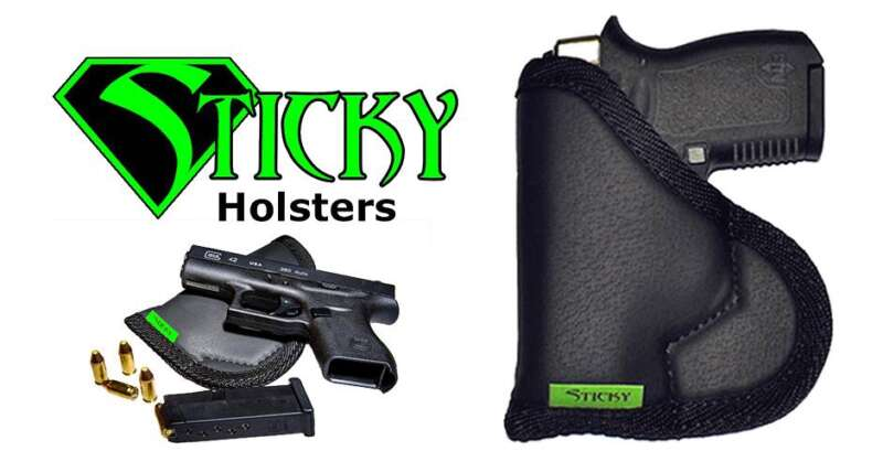 Holsters, Belts & Pouches Pocket Hip Conceal Holster Glock