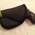 Sticky Holsters IWB Ankle Holster and Pocket Holster Review - revolver
