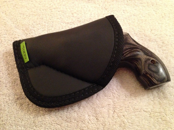 Sticky Holsters IWB Ankle Holster and Pocket Holster Review