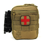 AR500 Armor Tactical Emergency Personal Injury Kit (EPIK) (IFAK)