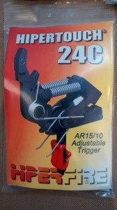 hiperfire hipertouch 24c ar-15 trigger review