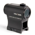 HOLOSUN HS403C Solar Power Micro Red Dot Sight