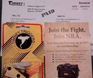 Timney Triggers 667-S AR-15/AR-10 Trigger