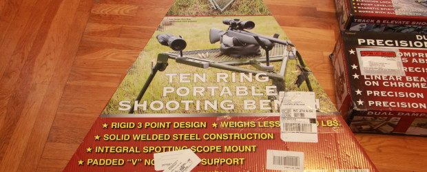 When talking to Ted, the big boss man at Hyskore, about their shooting rests we briefly touched on the Ten Ring Portable Shooting Bench, but didn't talk too much about […]