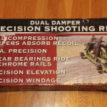 Hyskore Dual Damper Precision Shooting Rest Review box