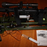 Hyskore Dual Damper Precision Shooting Rest Review AR15 remote trigger