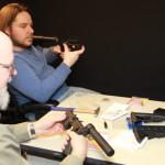 AR10 AR15 trigger upgrade test hammer drop block