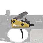 Timney competition ar15 trigger transparent receiver