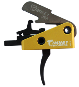 Timney Triggers 667-S AR-15/AR-10 Trigger Upgrade install video a