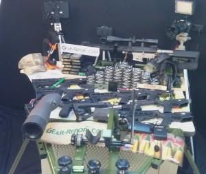 AR15 AR10 trigger upgrade review Range test equipment