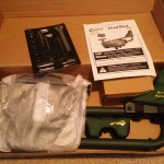 Caldwell Lead Sled Plus Recoil Reducing Rifle Rest - unboxing